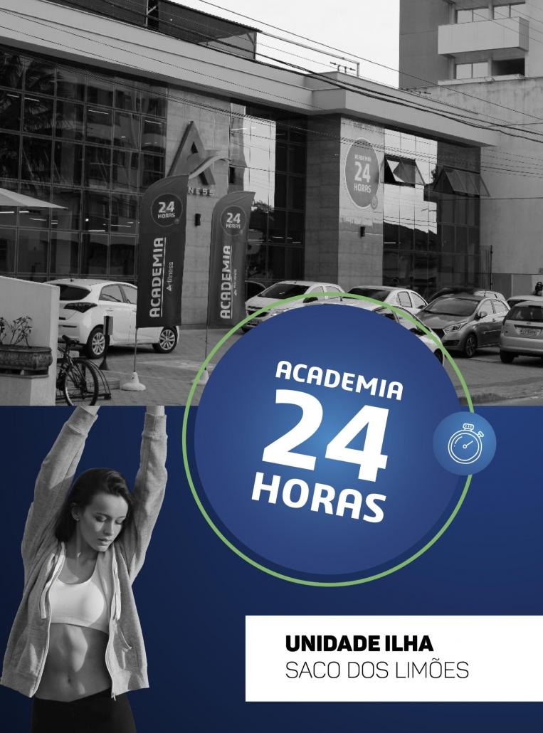 Academia 24horas