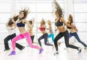 Aula de dança - Veja como perder peso no verão