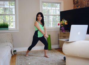 7 dicas para se exercitar dentro de casa